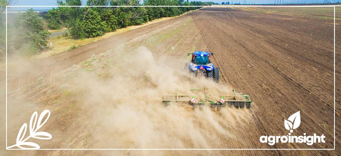 Regulagem de uma semeadora