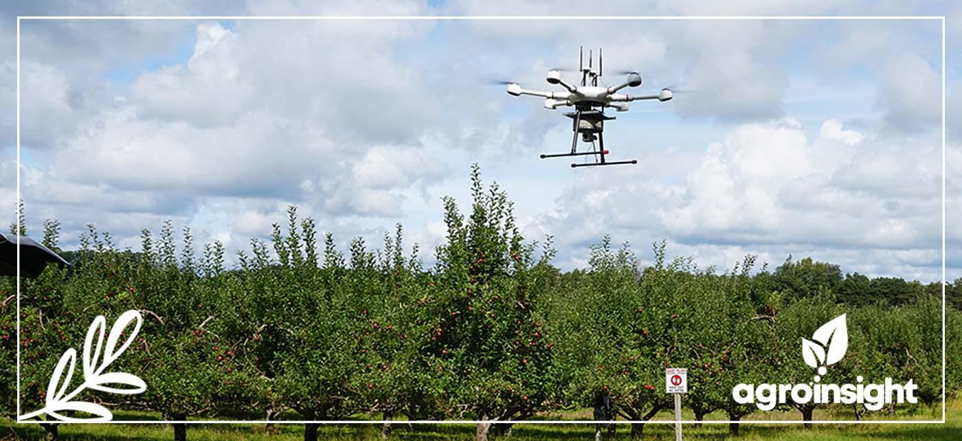 Agricultura de Precisão na fruticultura: máquinas modernas e curiosidades
